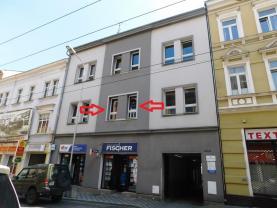 Pronájem, kancelářský prostor, 22 m², Teplice, ul. 28. října