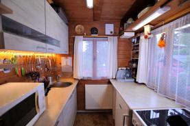 Prodej, chata 35m2, Líšnice, ul. Vandrlice (Prodej, chata, 35 m², Líšnice, ul. Vandrlice), foto 2/26