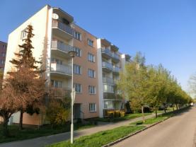 Pronájem, byt 1+1, 37 m², Prostějov, ul. sídl. Svobody