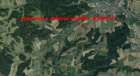 Prodej, pole, 5859 m2, Brantice