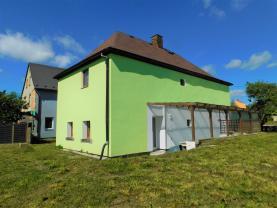 Prodej, rodinný dům, 4+kk, Skalná, 176 m2, ul. Novoveská