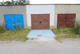 Pronájem, garáž, 21 m², Mimoň, ul. Letná