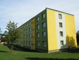Flat 3+1, 80 m2, Louny, Postoloprty, Třebízského náměstí