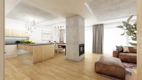 Prodej, stavební parcela, 1088 m², Králův Dvůr