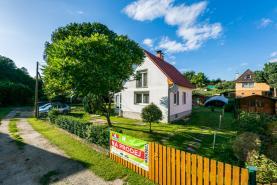 Prodej, chata, 4+1, 98 m2, Stebnice, Lipová, zahrada 504 m2