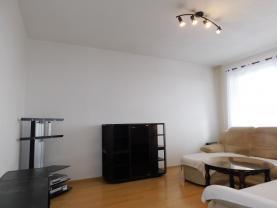 Obývací pokoj (Flat 2+1, 62 m2, Chomutov, Kamenný vrch)