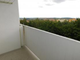 Lodžie (Flat 2+1, 62 m2, Chomutov, Kamenný vrch)