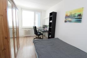 Ložnice (Flat 2+kk, 49 m2, Praha 5, Praha, Zázvorkova)