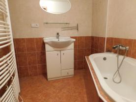 koupelna (Flat 2+kk for rent, 51 m2, Kolín, Kutnohorská)