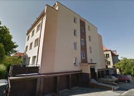 Pronájem, byt 1+kk, 36 m2, Podolí, ul. Na Vrstvách