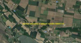 Prodej, pole, 50665 m2, Křídlůvky