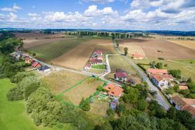 Prodej, pozemek, 1799 m², Horní Poříčí