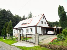 Prodej, rodinný dům, 2982 m², Cvikov, ul. Martinovo údolí