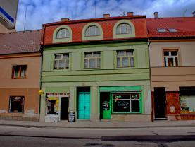 Prodej, rodinný dům, Milevsko, ul. Masarykova