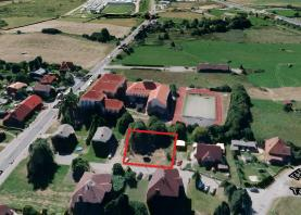 Building lot, 593 m2, Rokycany, Mýto