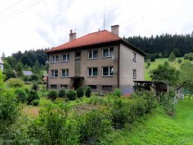 Prodej, rodinný dům 3+1, 72 m2, Vsetín, ul. Semetín