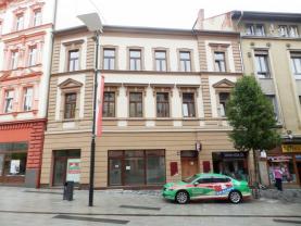Pronájem, nebytové prostory, 80 m2, Cheb, ul. Svobody