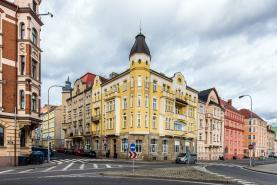 Pronájem, byt 3+1, 86 m2, Děčín, ul. Bezručova