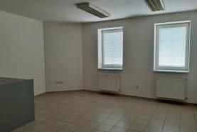 Pronájem, obchodní prostor, 20 m2, Letovice