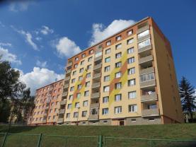 Flat 3+1, 77 m2, Chomutov, Zahradní