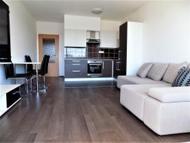 Flat 2+kk for rent, 49 m2, Praha 10, Praha, Hornoměcholupská