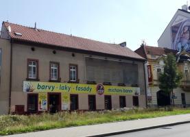 Pronájem, obchodní prostor, 88 m2, Praha 4 - Michle