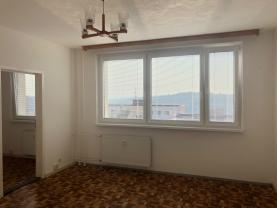 Flat 2+1 for rent, 45 m2, Zlín, Okružní