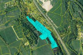 Meadow, 2500 m2, Liberec, Jeřmanice
