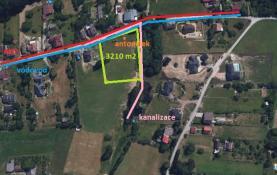 Prodej, orná půda, 3210 m2, Orlová, ul. Zátiší