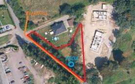 Prodej, stavební pozemek, 1004 m2, Orlová