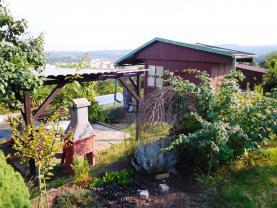 Garden, 670 m2, Chomutov, Kadaň