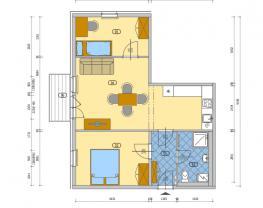 (Prodej, byt 3+kk+balkon, 63 m2, Zbůch), foto 2/6