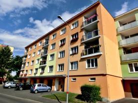 Prodej, byt 1+1, 36 m2, OV, Kadaň, ul. Koželužská