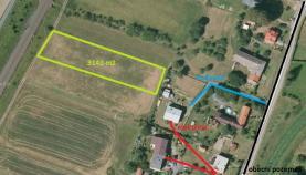 Prodej, pozemek, 3142 m2, Jeseník nad Odrou