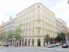 Prodej, byt 2+kk, 60 m2, Praha 2 - Vinohrady