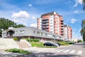 Pronájem, byt 2+kk, 72 m², Pardubice, ul. nábřeží Závodu míru