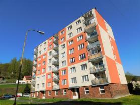 Pronájem, byt 1+1, 42 m2, OV,Kraslice, ul. Pohraniční stráže
