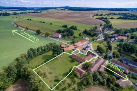 Prodej, rodinný dům, 5404 m², Svučice - Mišovice