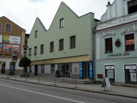 Pronájem, obchod a služby, 36 m2, Havlíčkův Brod