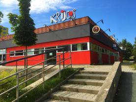 Pronájem, obchodní prostor, 120 m2, ul. Sokolovská