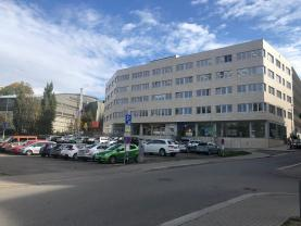 Pronájem, kancelářské prostory, 137 m2, Liberec, ul. Pálkova