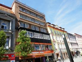 Pronájem, byt 2+1, 63 m2, OV, Cheb, ul. Svobody