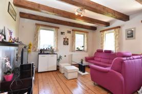 Obývací pokoj (Cottage, Česká Lípa, Velenice)