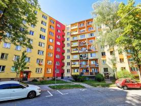 Flat 2+1, 56 m2, Ostrava-město, Ostrava, Podroužkova