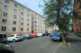 Pronájem, byt 2+1, 52 m2, Sokolov,ul. Křižíkova