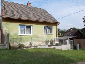 Prodej, rodinný dům 3+1, 1087 m2, Meziříčko