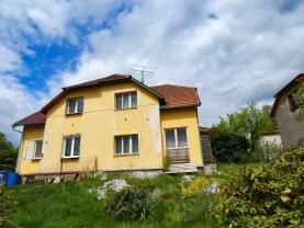Prodej, rodinný dům 3+1, 453 m2, Rataje nad Sázavou