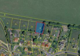 Prodej, pozemek k bydlení, 1191 m2, Jindřichovice