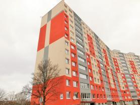 Pronájem, byt 1+kk, 35 m2, Most, ul. Javorová