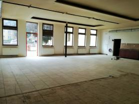 Pronájem, obchodní prostor, 200 m2, Orlová, ul. Slezská